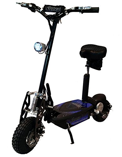 6. Super 36v Turbo 1000-Elite Electric Scooter