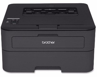 #7 Brother HL-L2340DW Compact Laser Printer