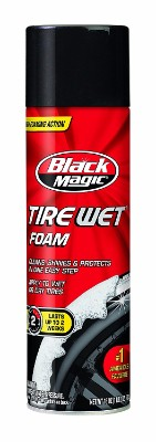 #8 Black Magic 800002220 Tire Wet Foam