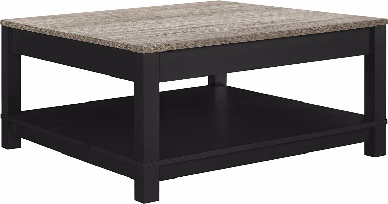 #9 Altra Furniture Carver Coffee Table