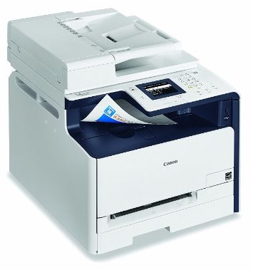 #9 Canon Office Wireless Color Printer with Scanner, Copier & Fax