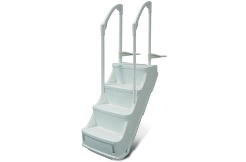 Drop-In Step / Ladder For Above Ground Pool
