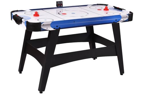 Goplus Indoor Air Powered Hockey Table For Kids