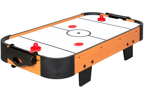 sport 40u2033 air hockey table w electric fan motor