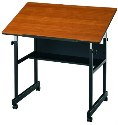 Alvin MM36-3-WBR MiniMaster Table