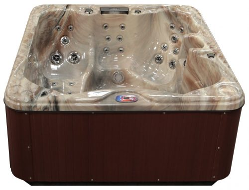 Portable Hot Tubs AM-630LM 5-Person 30-Jet Lounger Spa