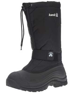9. Kamik Men's Greenbay for Cold Weather Boot