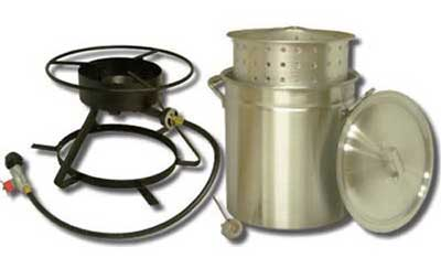 8. Metal Fusion Outdoor Cooker