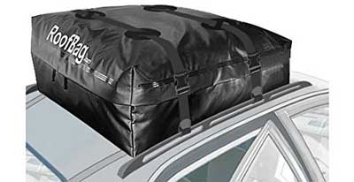 9. RoofBag Explorer Waterproof Roof Top Cargo Bag