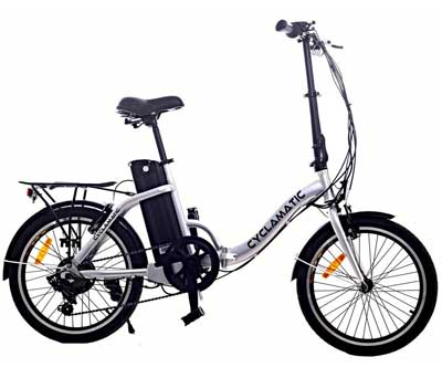5. Cyclamatic CX2 Bicycle Electric Bike