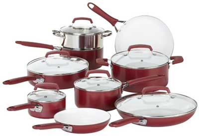 Best Cookware Sets - WearEver Nonstick Cookware Set