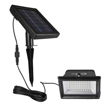 7. Findyouled Solar Powered Flood Light