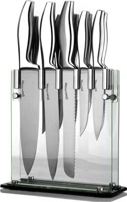 Best Kitchen Knife Sets - Utopia Kitchen Premium Class Stainless Steel 12 Knife Set