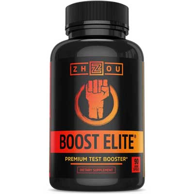 Best Testosterone Boosters - Boost Elite Test Booster