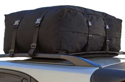 5. OxGord CARC-1143-BK Waterproof Roof Top Cargo Bag