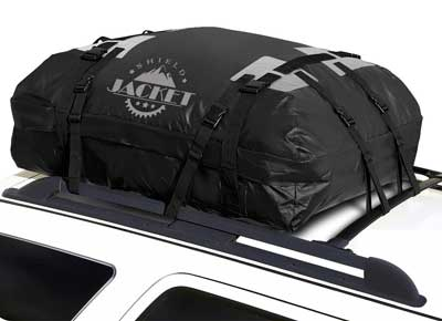 6. Shield Jacket Waterproof Roof Top Cargo Bag