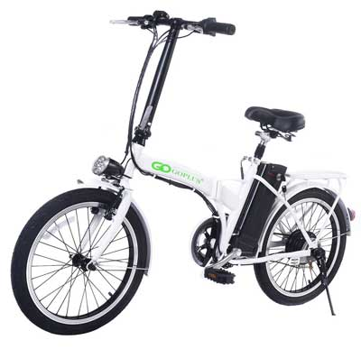 2. Goplus Electric Mountain Bike