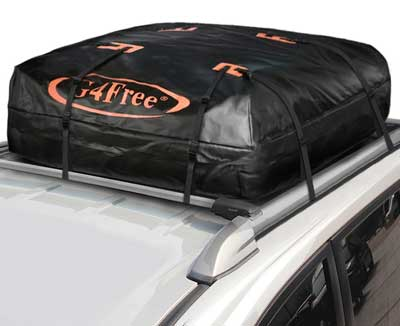 4. G4Free Waterproof Roof Top Cargo Bag