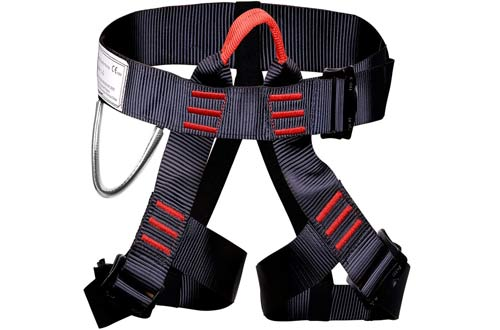 Ounuo Climbing Harness for Fire Rescue, Expanding Training & Rock