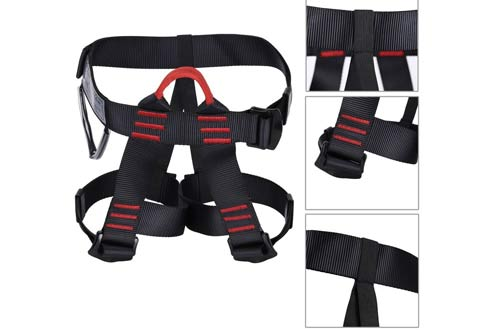 GHB Rock Climbing Harness for Fire Rescue & Caving Rock