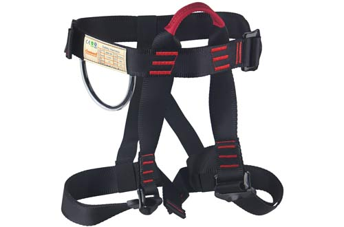 Safe Seat Belt Climbing Harness