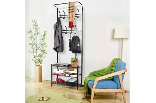 Top 10 Best Standing Coat Racks Reviews In 2019