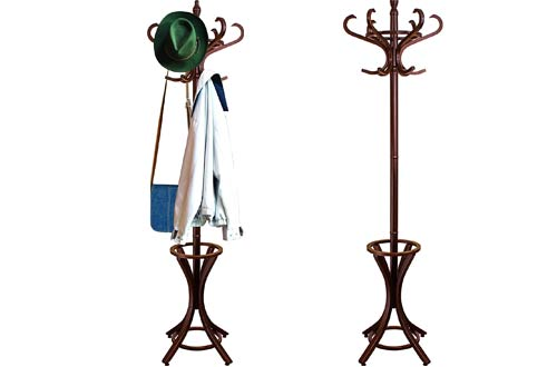 Headbourne Floor Standing Coat Rack with Umbrella Stand