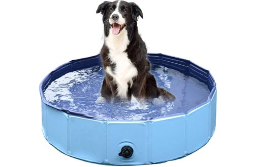Collapsible Dog Pet Pool Bathing Tub for Dogs or Cats