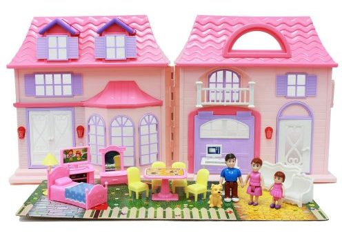 Top 10 Best Doll House Toys in 2018