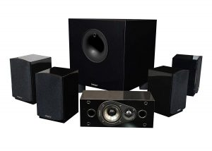 Vitality 5 1 Take Classic Home Theater System