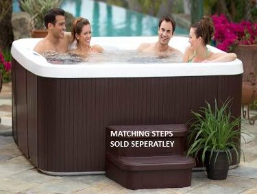 Lifesmart 600DX 7-Person Rock Solid Spa