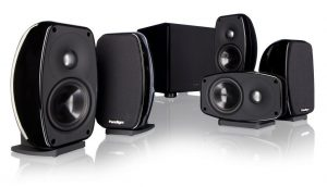 Paradigm Cinema 100 CT 5 1 Home Theater System