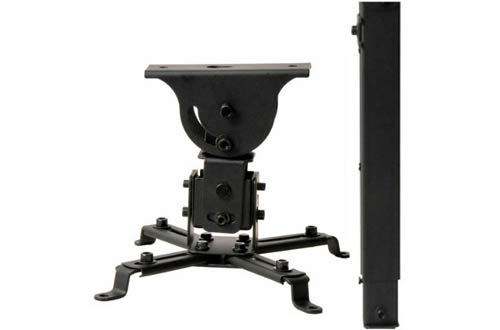 VideoSecu LCD DLP Projector Vaulted Ceiling Mount