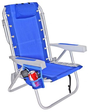 Rio Gear Ultimate Backpack Chair