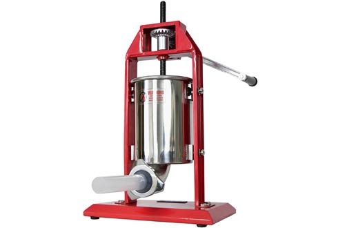 New VIVO Vertical Stainless Steel Sausage -Pound Meat Filler