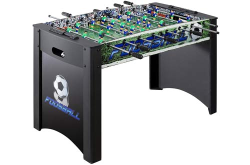 Hathaway Playoff Black/Green Soccer Table