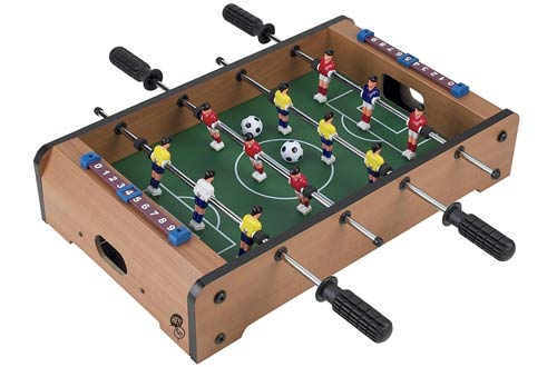 Trademark 20-Inch Foosball Table