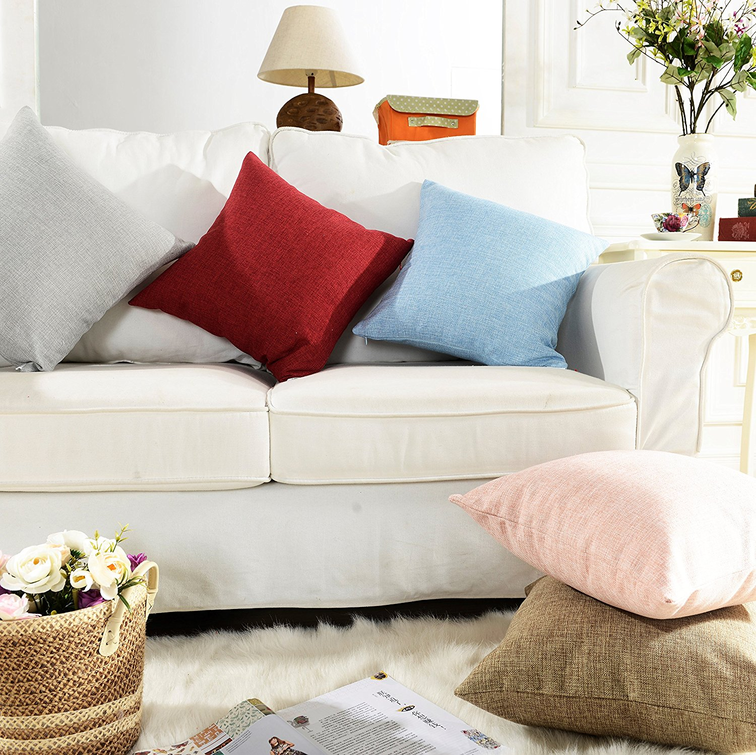 Top 10 Best Cushion Covers in 2017