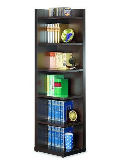 Transitional Bookcase
