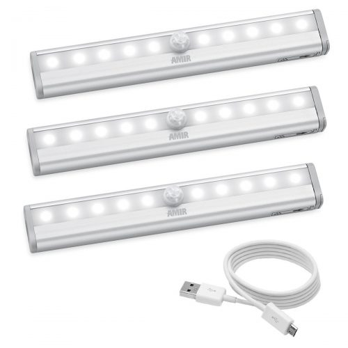 0 LED Motion Sensing Closet Lights