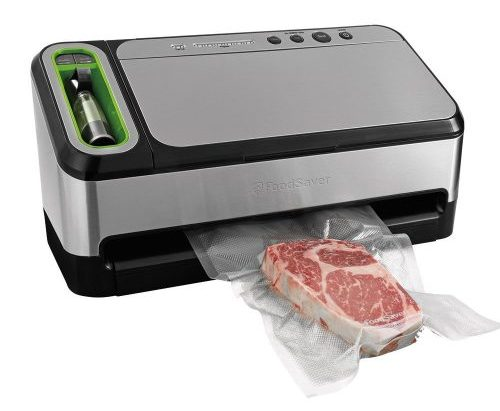 2-in-1 Vacuum Sealing System