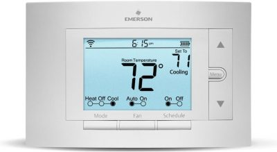 5. Emerson Thermostats UP500W Smart Thermostat