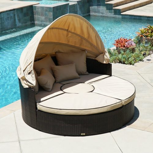 5-piece Outdoor Daybed