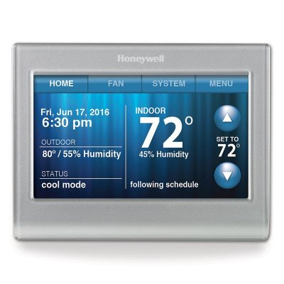 7. Honeywell Programmable Thermostat (RTH9580WF)