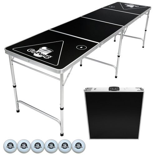 8-Foot Portable Beer Pong-Beer Pong Tables