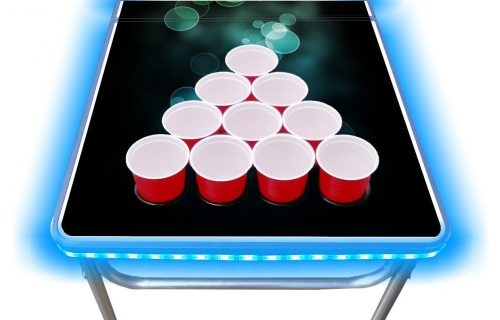 8-Foot Professional Beer Pong Table