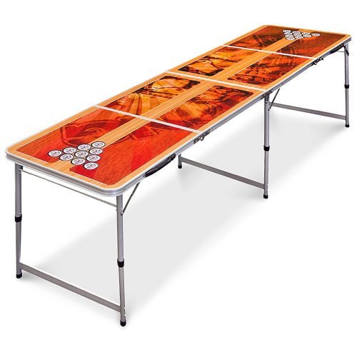 8' Portable Beer Pong Table