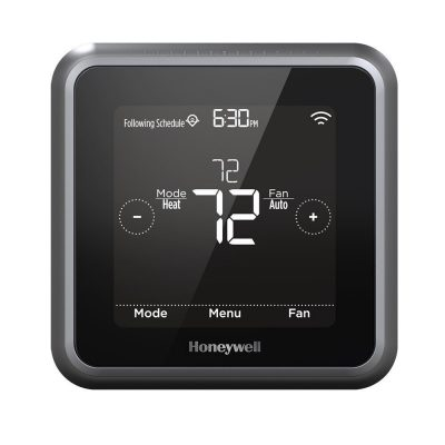 8. Honeywell Programmable Thermostat (RCHT8610WF2006)