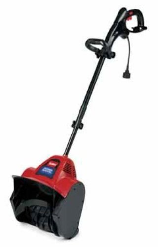 Amp Electric Snow Thrower