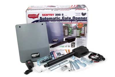 9 USAutomatic 020320 Sentry 300 Commercial Grade Automatic Gate Opener